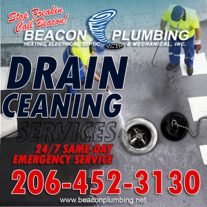 Puyallup Drain Cleaning
