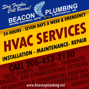 HVAC Services Lake Tapps